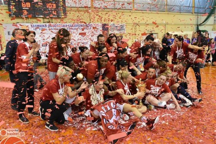 Κύπελλο Γυναικών: Οι πρώτες σε συμμετοχές, πόντους και οι MVP