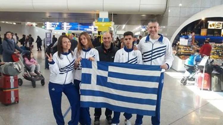 Στην Αμερική για το Παγκόσμιο Πρωτάθλημα η ελληνική αποστολή του Cheerleading